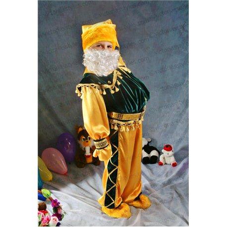 Costum de Carnaval pentru copii Pitic, Spiriduș 1714