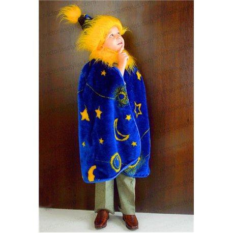 Детский карнавальный костюм Звездочёт, Волшебник, Маг 0555