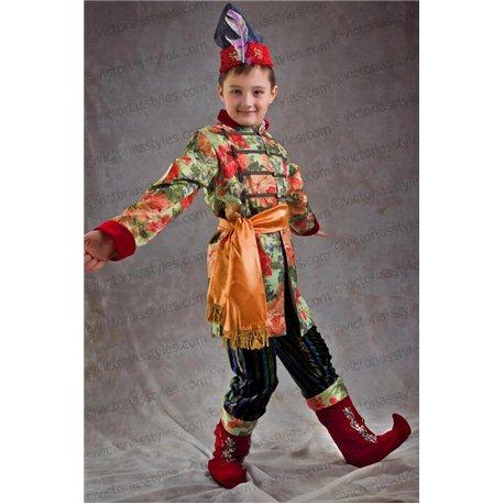 Детский карнавальный костюм Иван Царевич 3145