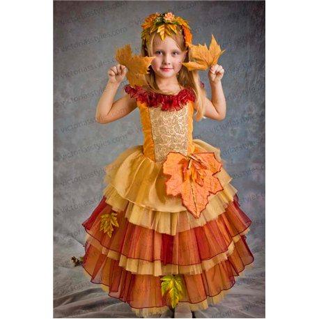 Платье для девочки Осень 2970