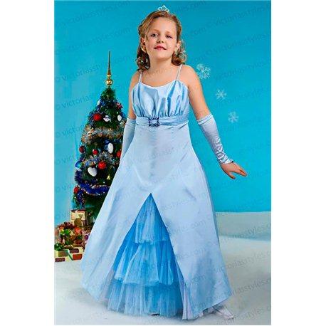 Комплект: платье и болеро 3369