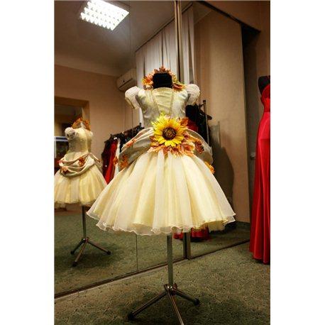 Золотое платье, Осень, Весна 3647