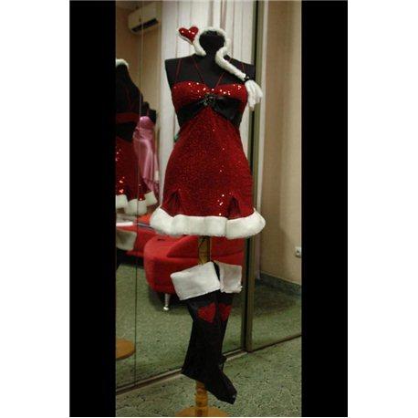 Costum de Carnaval pentru adulţi Crăciuniţa 1474