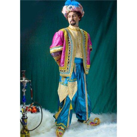 Взрослый, Карнавальный костюм Султан 2127