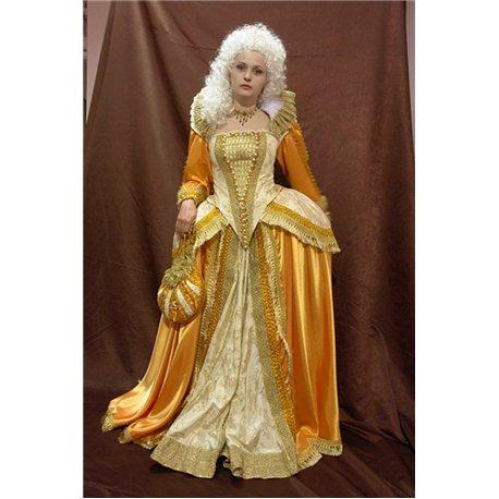 Взрослый, Карнавальный костюм Елизавета 2500