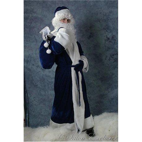 Costum de Carnaval pentru adulți Moș Crăciun 2643