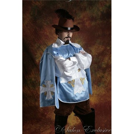 Взрослый, Карнавальный костюм Мушкетер 3412, 3706, 3705, 2665
