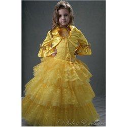 Болеро желтое 3758