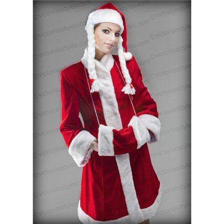 Costum de Carnaval pentru Maturi Crăciunița 2601