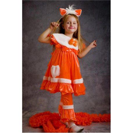 Costum de Carnaval pentru copii Vulpe 3161