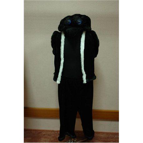 Ласточка, Птичка черная 2157