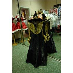 Costum de Carnaval pentru copii Vrăjitoare 4624