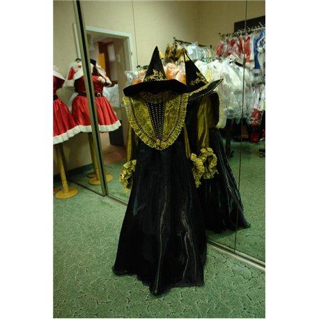 Карнавальный костюм Ведьмы 4624