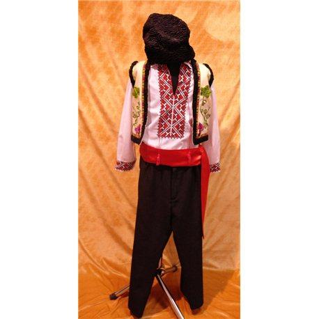 Costum national pentru băiețel 2174