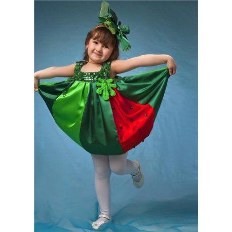 Costum de carnaval Pepene verde 2362