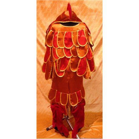 Costum de Carnaval pentru copii Cocoșel 2442, 2443