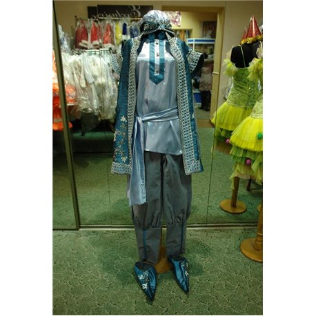 Costum de Carnaval pentru adulți Sultan 3600