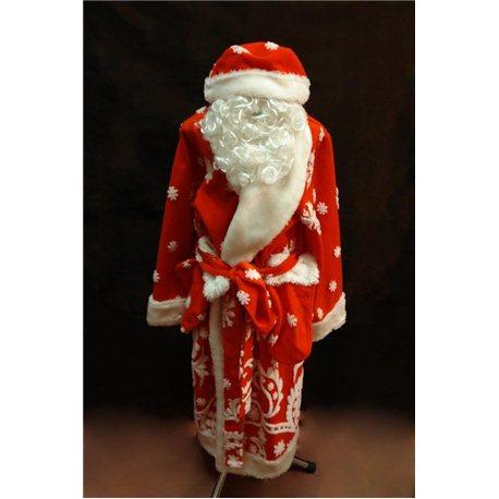 Карнавальный костюм Деда Мороза 0907