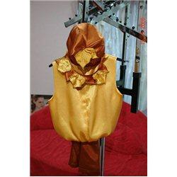 Детский карнавальный и маскарадный  костюм Орех, Желудь,Тыква, Абрикос 2496