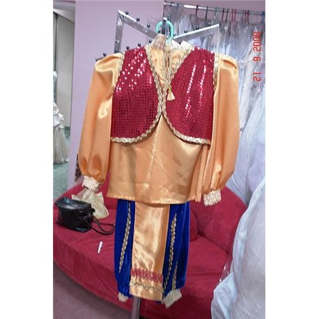 Карнавальный костюм Джина 2516