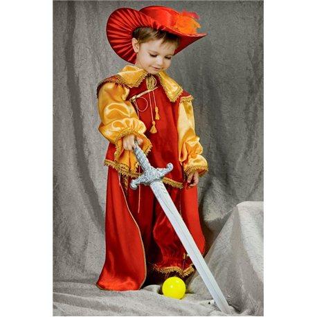 Карнавальный костюм Принц, Кот в сапогах 2707, 2439, 4487, 2694, 2733