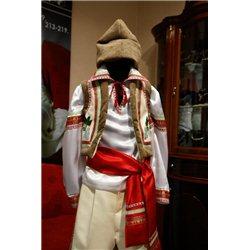 Молдавский Национальный костюм для мальчика 3141, 3318