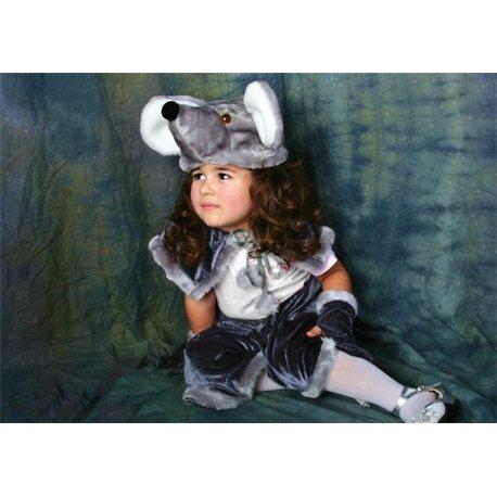Детский Карнавальный и Маскарадный костюм Мышки на девочку 3-4 лет 0163, 0111, 2005, 2006, 2007, 1834