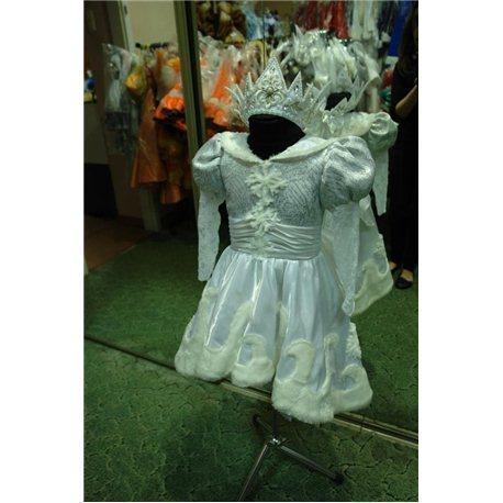 Карнавальный костюм Зима 0250