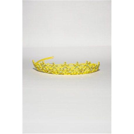 Диадема желтая 3775