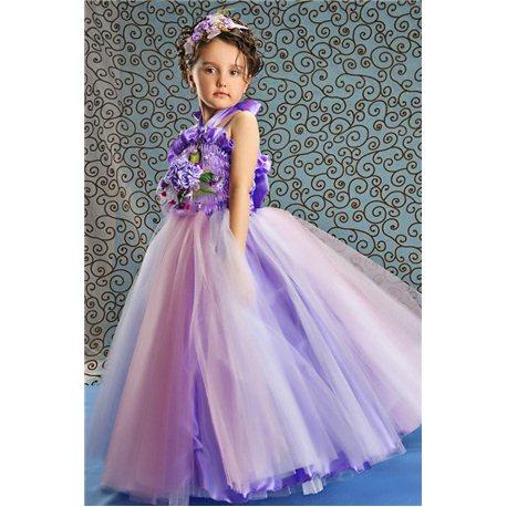 Rochie elegantă pentru fetițe 4314