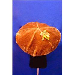 Детский карнавальный костюм Гриб коричневый 5 лет 4586