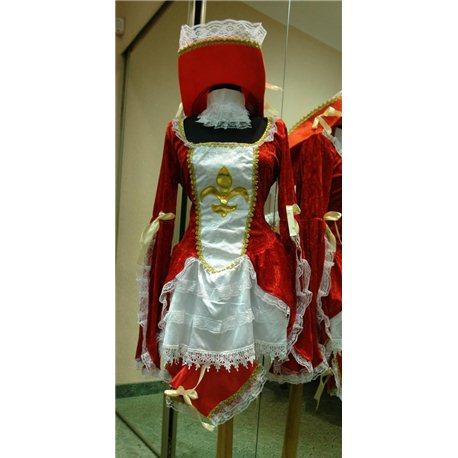 Costum de Carnaval pentru adulti Muschetar 4676, 4675, 4674