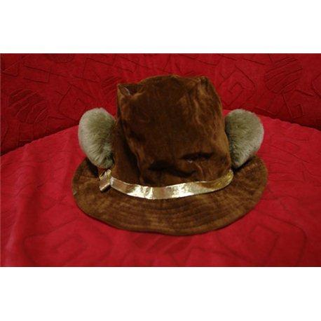 Карнавальная шляпа Медведя 2066