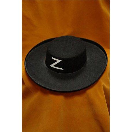 "Карнавальная шляпа "" Зорро"" 4055"