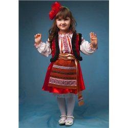 Costum naţional pentru fetiţă 0190, 0342, 0340, 0339, 0337, 0335, 0334