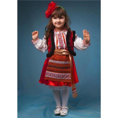 Молдавские Национальные костюмы на девочек 4-х и 5-и лет 0190, 0342, 0340, 0339, 0337, 0335, 0334