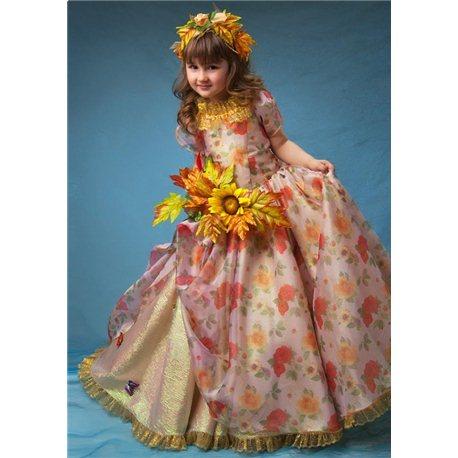 Карнавальное платье Весна, Осень 0600