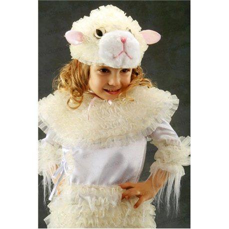 Детский Карнавальный и маскарадный костюм Овечки, Козочки 0391, 0392