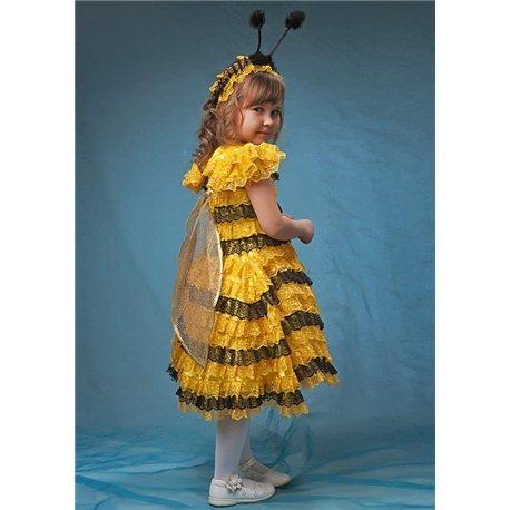 Детский карнавальный и маскарадный костюм Пчелки для девочки 0582, 0581, 0580, 0579, 0578, 0576