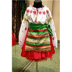 Национальный костюм девочка 3679