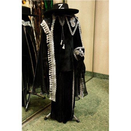 Costum de carnaval Zorro 3678