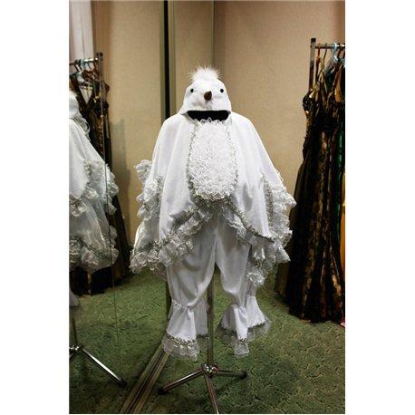 Детский карнавальный костюм Голубь 0281, 0282