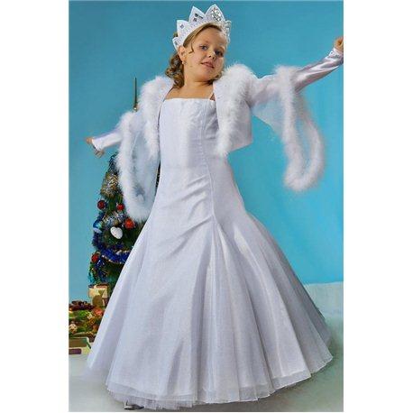 Детский карнавальный Снежная Королева 0305 , 0306 , 0596