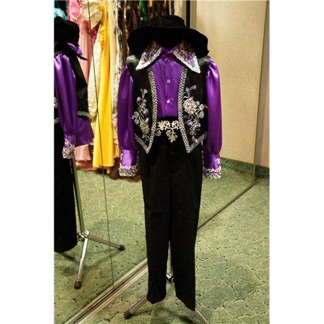 Детский карнавальный и маскарадный костюм Цыган на 6 лет 0179
