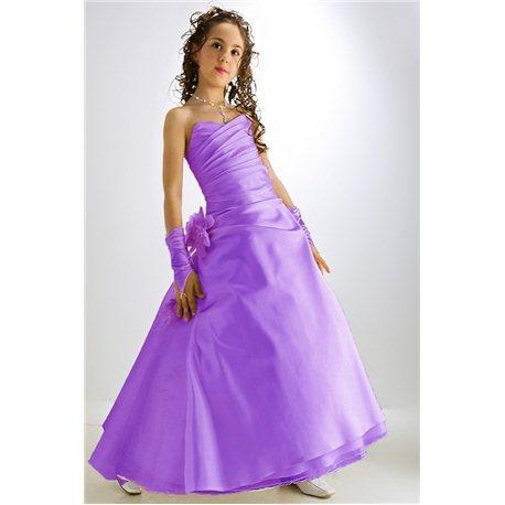 Rochita violeta pentru fetita Eliana 0584