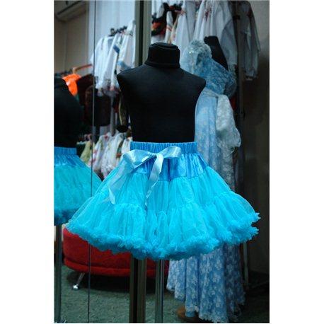Американка petiskirt голубая (юбка) 4788