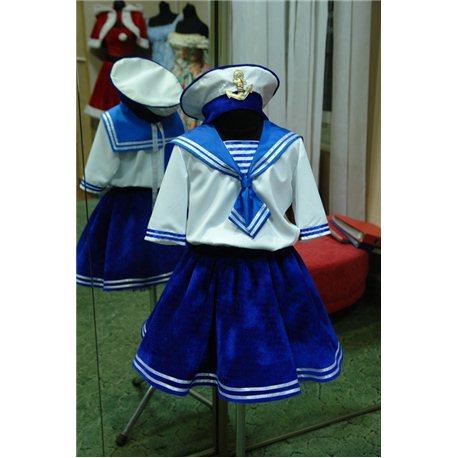 Карнавальный костюм Морячка 0352