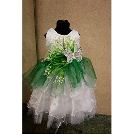 Платье для девочки Ландыш 0701