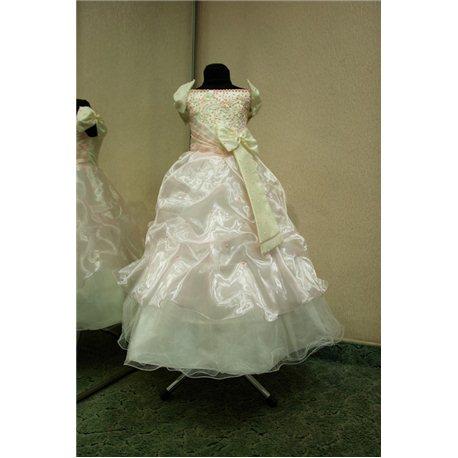 Rochiță elegantă pentru fetițe 0525