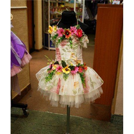 Танго, Весна бежевая с цветами 0971